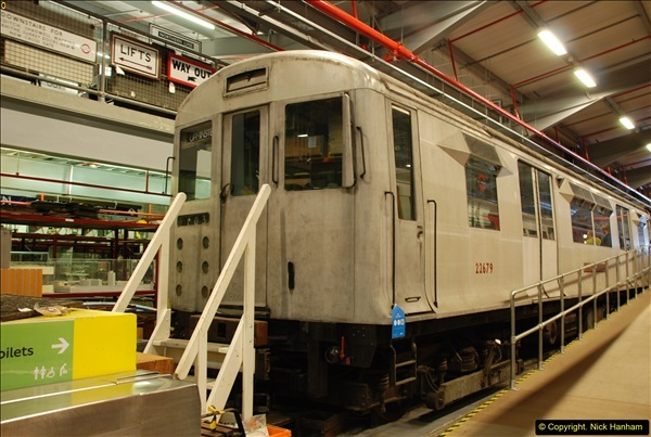 2015-09-27 London Transport Museum, Acton, London.  (202)202