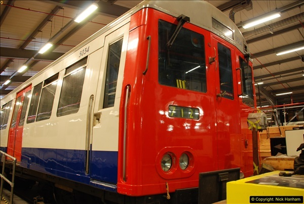 2015-09-27 London Transport Museum, Acton, London.  (203)203