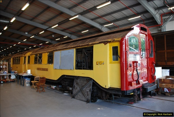 2015-09-27 London Transport Museum, Acton, London.  (215)215