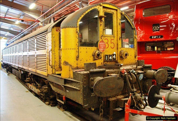 2015-09-27 London Transport Museum, Acton, London.  (220)220