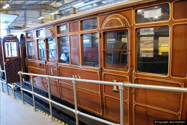 2015-09-27 London Transport Museum, Acton, London.  (228)228