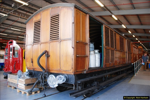 2015-09-27 London Transport Museum, Acton, London.  (231)231