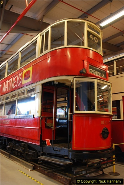 2015-09-27 London Transport Museum, Acton, London.  (245)245