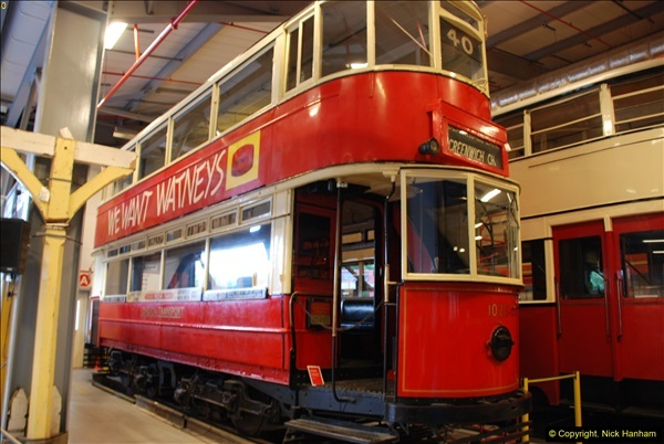 2015-09-27 London Transport Museum, Acton, London.  (246)246