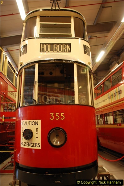 2015-09-27 London Transport Museum, Acton, London.  (250)250