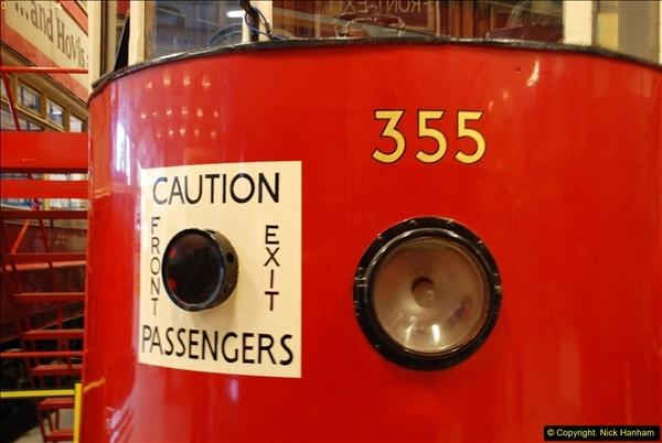 2015-09-27 London Transport Museum, Acton, London.  (251)251