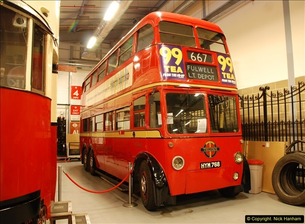 2015-09-27 London Transport Museum, Acton, London.  (254)254