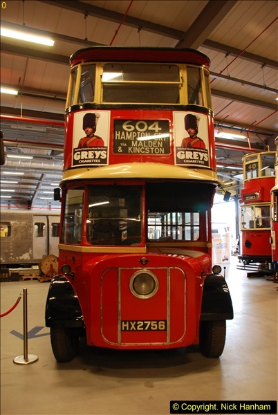 2015-09-27 London Transport Museum, Acton, London.  (257)257