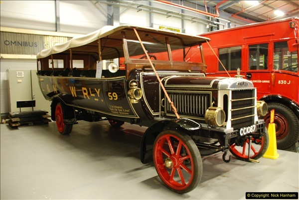 2015-09-27 London Transport Museum, Acton, London.  (258)258