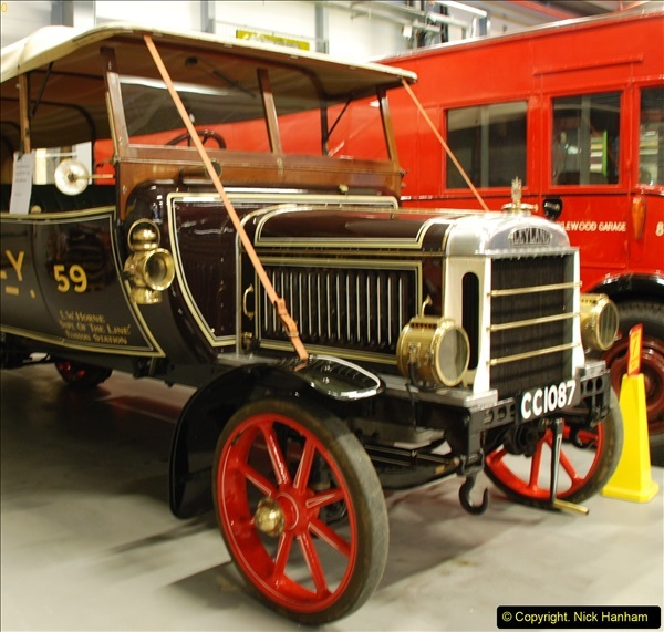 2015-09-27 London Transport Museum, Acton, London.  (259)259
