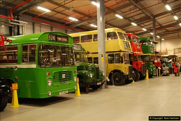 2015-09-27 London Transport Museum, Acton, London.  (260)260