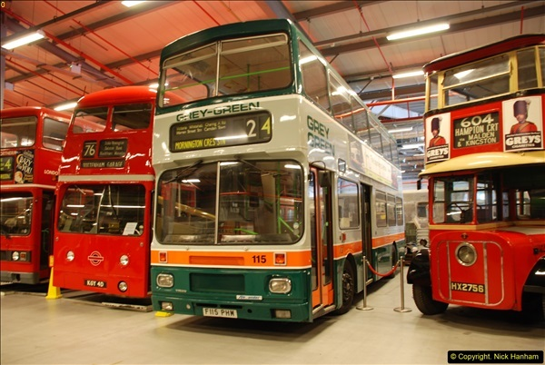 2015-09-27 London Transport Museum, Acton, London.  (263)263