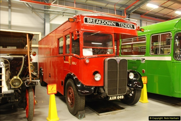 2015-09-27 London Transport Museum, Acton, London.  (264)264