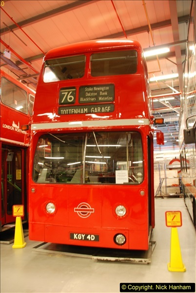2015-09-27 London Transport Museum, Acton, London.  (265)265