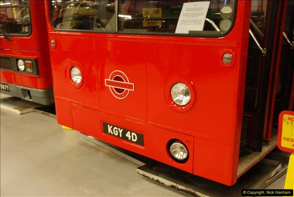 2015-09-27 London Transport Museum, Acton, London.  (266)266
