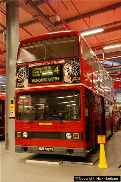 2015-09-27 London Transport Museum, Acton, London.  (267)267
