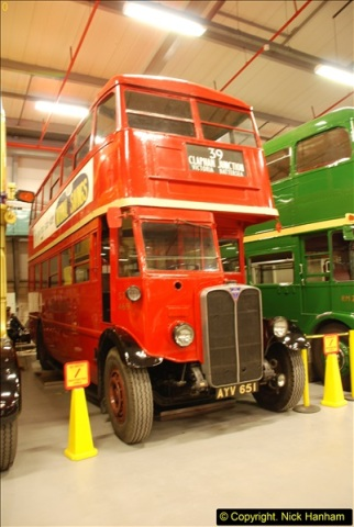 2015-09-27 London Transport Museum, Acton, London.  (269)269