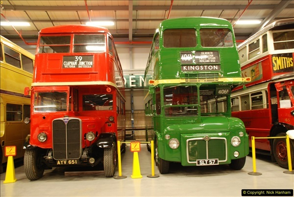 2015-09-27 London Transport Museum, Acton, London.  (271)271