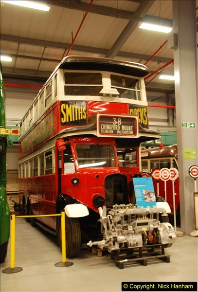 2015-09-27 London Transport Museum, Acton, London.  (273)273