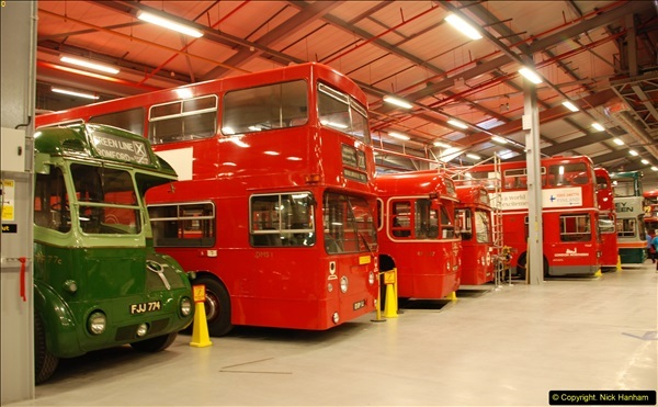 2015-09-27 London Transport Museum, Acton, London.  (279)279