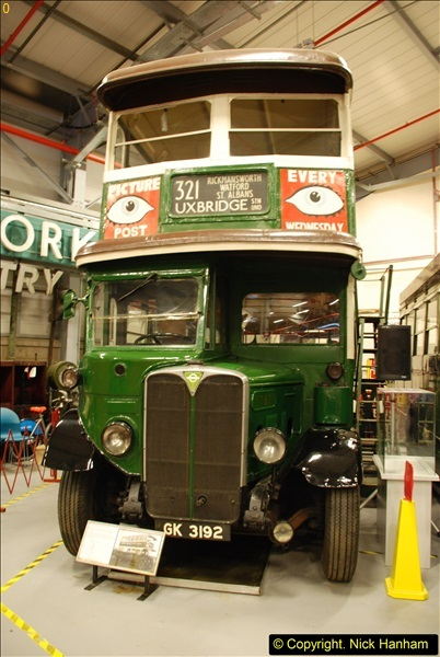 2015-09-27 London Transport Museum, Acton, London.  (283)283