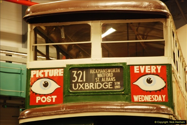 2015-09-27 London Transport Museum, Acton, London.  (285)285