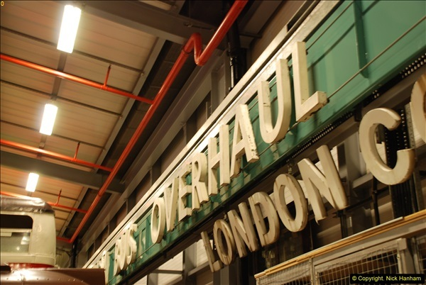 2015-09-27 London Transport Museum, Acton, London.  (288)288