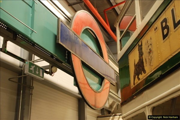 2015-09-27 London Transport Museum, Acton, London.  (290)290
