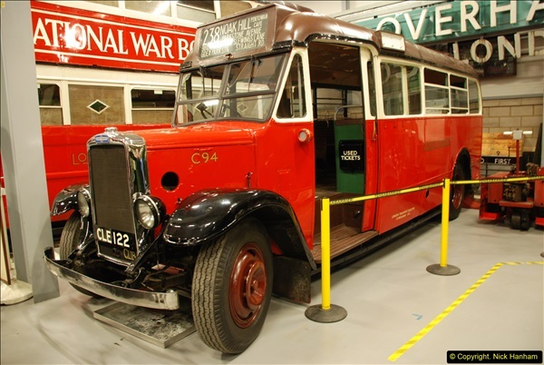 2015-09-27 London Transport Museum, Acton, London.  (291)291