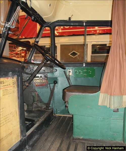 2015-09-27 London Transport Museum, Acton, London.  (292)292
