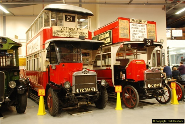 2015-09-27 London Transport Museum, Acton, London.  (295)295