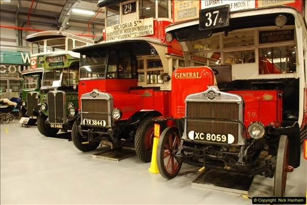 2015-09-27 London Transport Museum, Acton, London.  (296)296