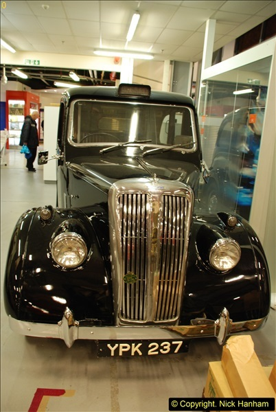 2015-09-27 London Transport Museum, Acton, London.  (299)299