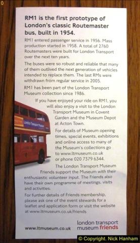 2015-09-27 London Transport Museum, Acton, London.  (323)323