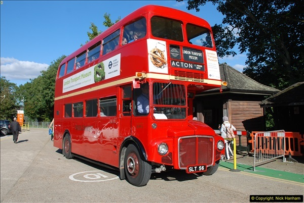 2015-09-27 London Transport Museum, Acton, London.  (325)325