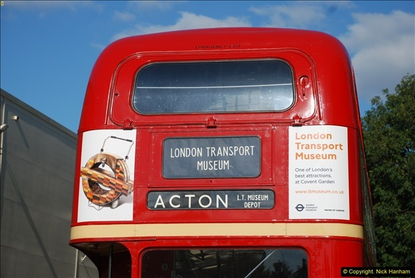 2015-09-27 London Transport Museum, Acton, London.  (329)329