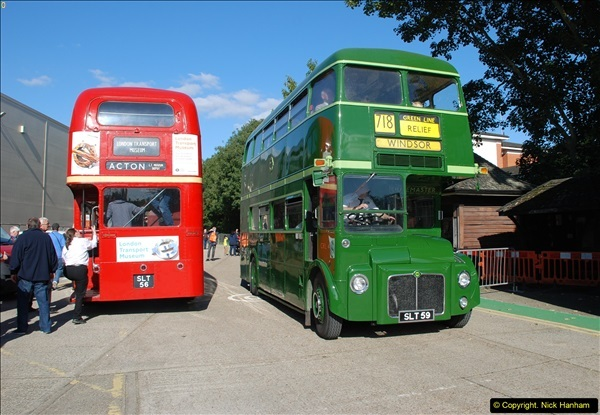 2015-09-27 London Transport Museum, Acton, London.  (330)330