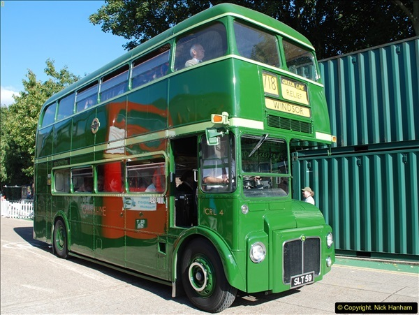 2015-09-27 London Transport Museum, Acton, London.  (331)331
