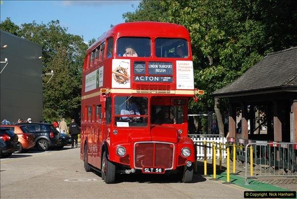2015-09-27 London Transport Museum, Acton, London.  (336)336
