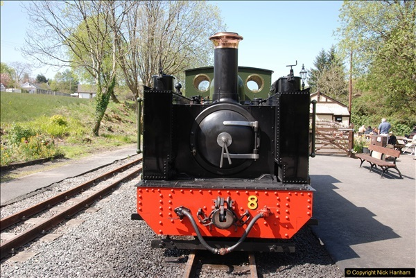 2017-05-03 Day three Devil's Bridge, Vale of Rheidol Railway & Aberystwyth. (46)188