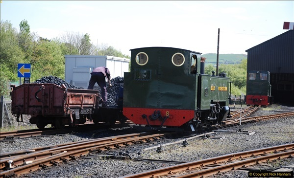 2017-05-03 Day three Devil's Bridge, Vale of Rheidol Railway & Aberystwyth. (191)333