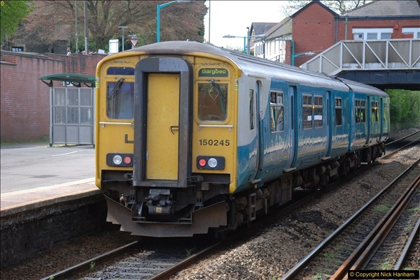2017-05-05 Day five back to Poole, Dorset.  (72)661