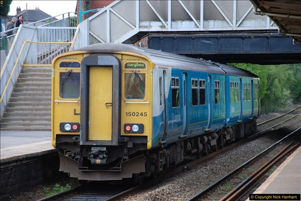 2017-05-05 Day five back to Poole, Dorset.  (74)663
