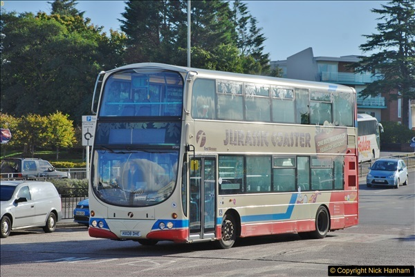 2017-09-22 X54 Bus to Weymouth.  (1)001