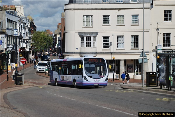 2017-09-22 X54 Bus to Weymouth.  (277)277