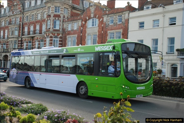 2017-09-22 X54 Bus to Weymouth.  (326)326