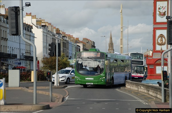2017-09-22 X54 Bus to Weymouth.  (328)328