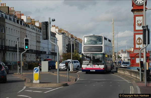 2017-09-22 X54 Bus to Weymouth.  (329)329