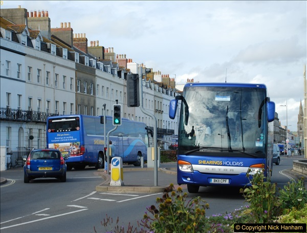 2017-09-22 X54 Bus to Weymouth.  (331)331
