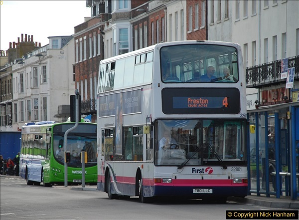 2017-09-22 X54 Bus to Weymouth.  (338)338
